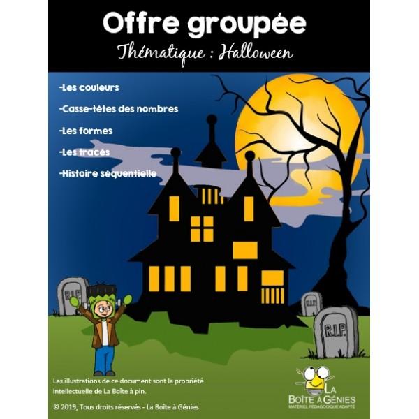 OFFRE GROUPÉE - Halloween
