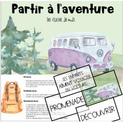 Partir à l'aventure (2 versions)