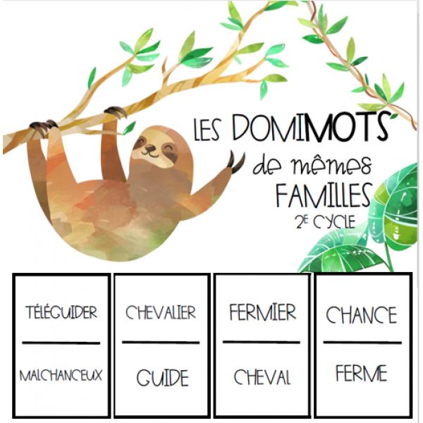Les domiMOTS