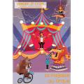 La pagaille au cirque