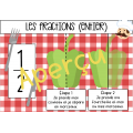 Affiches fractions