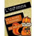 LIS OU ÉCOUTE ET DESSINE - L'AUTOMNE