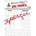 8 fiches d'activités amusantes de Noël