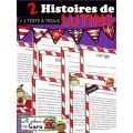 2 HISTOIRES DE LUTINS + Texte à trous