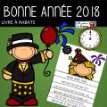 LIVRE À RABATS - BONNE ANNÉE 2018!