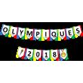 FANION - OLYMPIQUES 2018