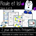 ROULE ET LIS - JEUX DE MOTS FRÉQUENTS