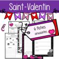 6 fiches amusantes - La Saint-Valentin