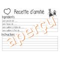 2 activités - Math et Écrit - Saint-Valentin