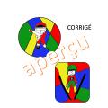COLORIAGE - PARTIES DU DISCOURS - OLYMPIQUES