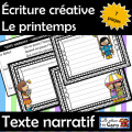 ÉCRITURE NARRATIVE - Le printemps