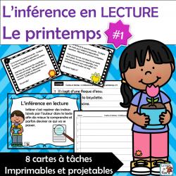 Inférence en lecture -  PRINTEMPS