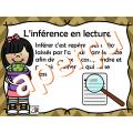 L'inférence en lecture PRINTEMPS #2