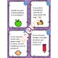 Écriture créative  Thème: l'école - 16 cartes