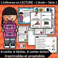 L'inférence en LECTURE - L'école – Série 2