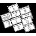 Horaire visuel - Routine - Étiquettes
