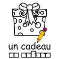 Lis, écris et colorie Noël