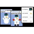 Comment construire un bonhomme de neige