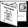 2 petits livres - Saint-Valentin – Série #1