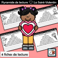 Pyramide de lecture ❤ La Saint-Valentin #1