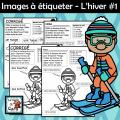 Images à étiqueter - L'hiver #1