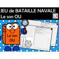 JEU de BATAILLE NAVALE Le son OU