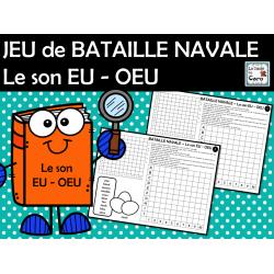 JEU de BATAILLE NAVALE Le son EU - OEU