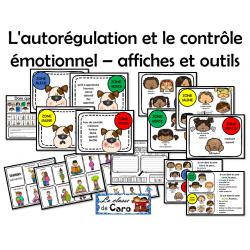 L'autorégulation et le contrôle émotionnel