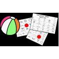Paquet de 4 jeux - Bingo des saisons