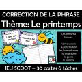 PAQUET - CORRECTION DE LA PHRASE - Les saisons