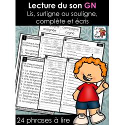 Lecture du son GN