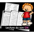 Lecture du son GN ❤