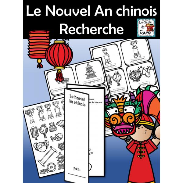 LeNouvel An chinois Recherche