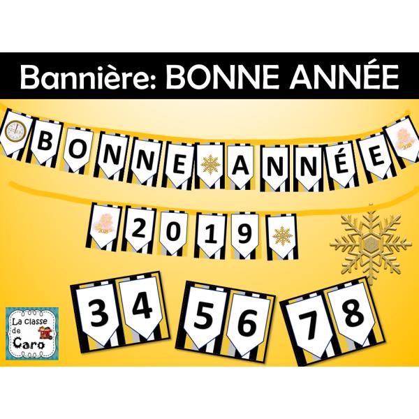 Bannière- BONNE ANNÉE