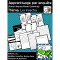 Apprentissage par l'enquête - Les insectes