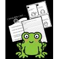 Apprentissage par l'enquête - Les grenouilles
