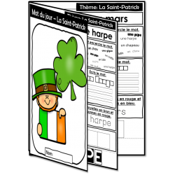 Mot du jour – La Saint-Patrick