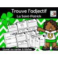Trouve l'adjectif - La Saint-Patrick