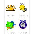 Choisis l'orthographe correcte - Le son EIL-EILLE