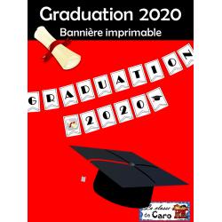 Graduation - Bannière 2020