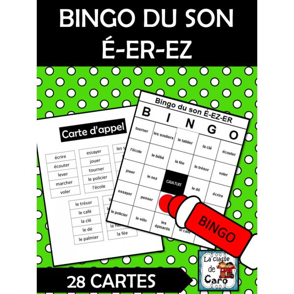 BINGO DU SON É-ER-EZ