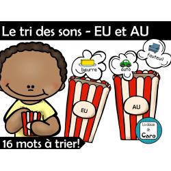 Le tri des sons - EU et AU