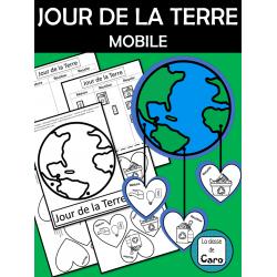 Le jour de la Terre - MOBILE + FICHE D'ACTIVITÉ