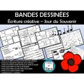 BANDES DESSINÉES - Jour du Souvenir