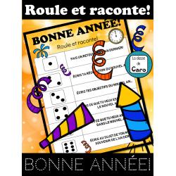 ROULE ET RACONTE - BONNE ANNÉE! Nouvel An