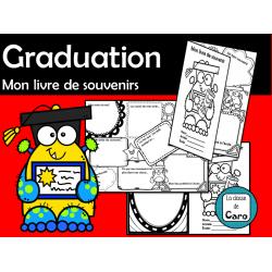 Graduation - Mon livre de souvenirs
