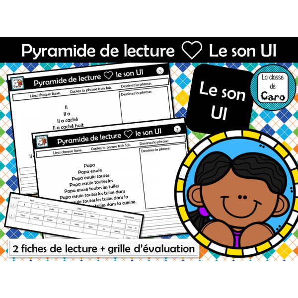 Pyramide de lecture ❤ Le son UI
