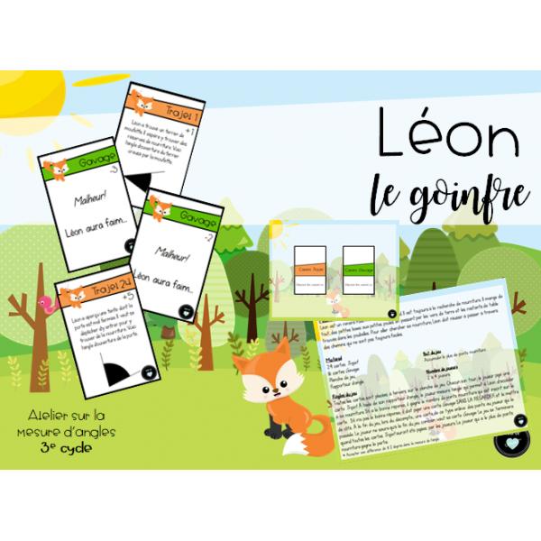 Léon le goinfre