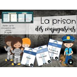 La prison des conjugaisons - 2e cycle