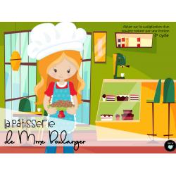 La pâtisserie de Mme Boulanger